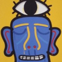 ' Man with Eye '