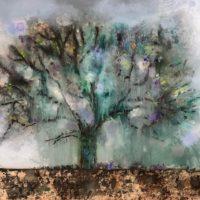 Tree 60 x 85 cm