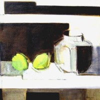 ' Still Life with Lemons '