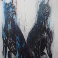 """"""" Blue Dogs 1 """""""