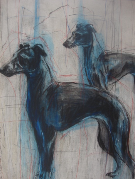 """ Blue Dogs 2 """